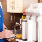 mantenimiento de un equipo de ósmosis inversa