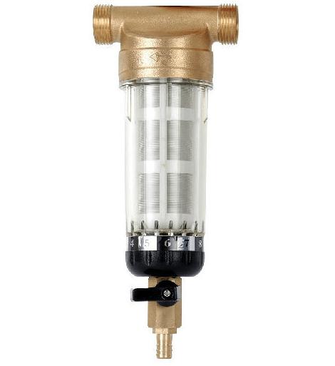 filtro de sedimentos giratorio
