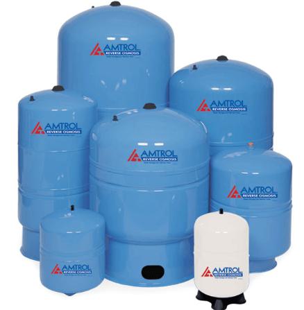 tanques para equipos de ósmosis inversa
