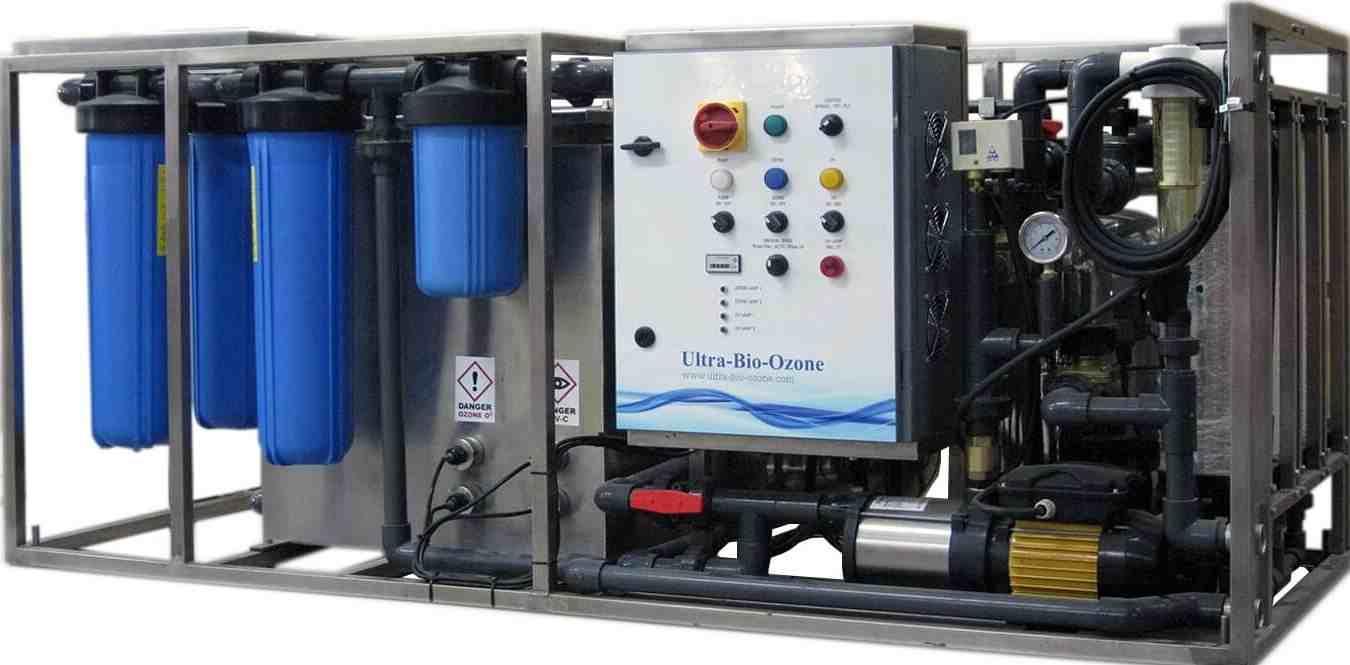 Ozono Para La Purificación De Agua – Características y Aplicaciones!