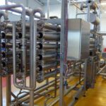 planta de nanofiltración
