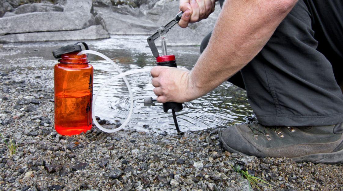 Purificadores De Agua Para Mochila, Viajes o Acampar
